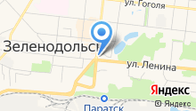 Государственный жилищный фонд при Президенте Республики Татарстан на карте