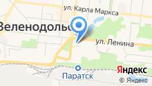 Общество инвалидов Республики Татарстан на карте