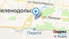Зеленодольский межрайонный отдел Управления Федеральной службы по контролю за оборотом наркотиков по Республике Татарстан на карте