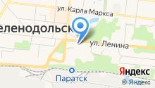 Васильевское время на карте