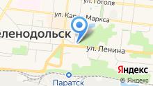 Промагрофонд, ЗАО на карте