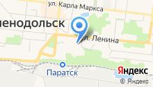 Территориальный орган Федеральной службы государственной статистики по Республике Татарстан на карте