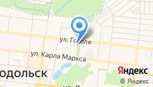 Компания по заточке инструментов на карте