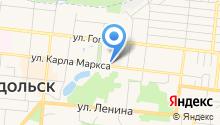 САФ-ТУР на карте