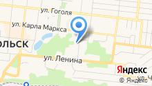 Храм Казанской Божьей Матери на карте