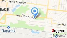 Прокуратура г. Зеленодольска на карте