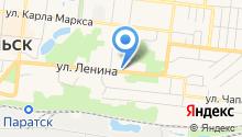 PreziDENT на карте