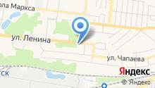 Орман на карте
