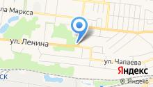 Кольцо на карте