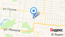 АБАС на карте