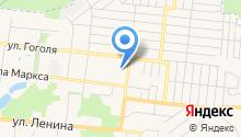 Поликлиника №4, ЦРБ на карте