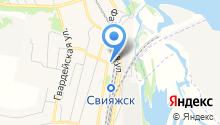 Нижневязовской жилкомсервис, МУП на карте