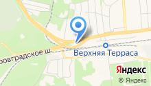 Автосервис на Димитровградском шоссе на карте