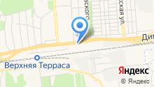 Семафор на карте