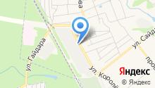 АвтоТехЦентр на Королёва на карте