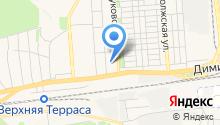 Газпром газораспределение Ульяновск на карте