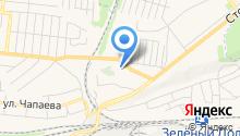 Татавтоград на карте