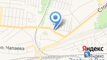 Зеленодольский завод силикатного кирпича на карте