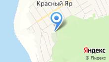 Колокольня Сергия Радонежского на карте