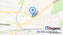 Часовня Андрея Первозванного на карте
