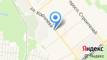 Нотариус Хайдарова К.А. на карте