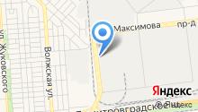 Zebra - жалюзи & рулонные шторы - Ульяновский производитель жалюзи и рулонных штор на карте