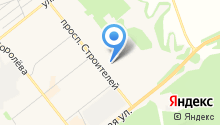 MaxWell Service на карте