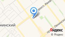 Cherbrooke-Volga на карте