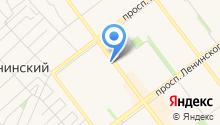 InterCharm на карте