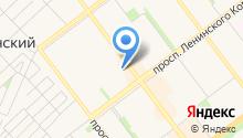 Personag на карте