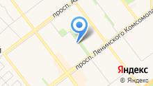 Help-центр на карте