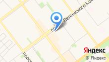 мужановский на карте