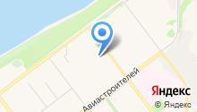 Технология сервис на карте