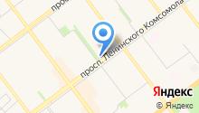 AW service на карте