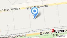 ВЕНТМОНТАЖ, ООО на карте