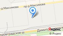 Информационно-справочная служба на карте
