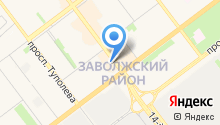 UL-Service на карте