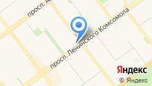 интернет-магазин *полиграфычъ* на карте
