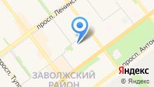 ВолгаТрансСпорт на карте