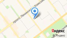 HookahPlace Ulyanovsk на карте