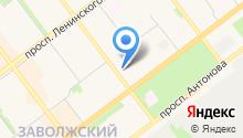 Лимузин Стиль - Лимузины Ульяновскана свадьбу, выпускной на карте