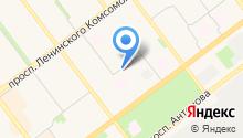 ТентХаус на карте