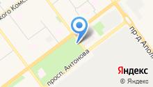 FreshAuto на карте