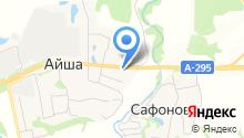 Служба эвакуации автомобилей и спецтехники на карте