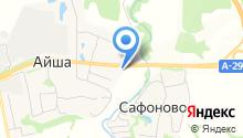 Артель Левша на карте