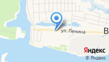 Васильевская художественная школа на карте
