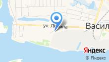 ДЗ-Сервис на карте