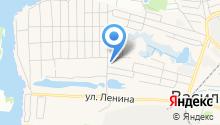 СТН, МУП на карте