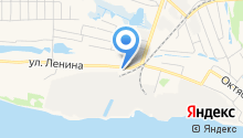 Ихлас на карте