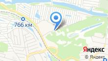 Санаторий Сосновый Бор на карте